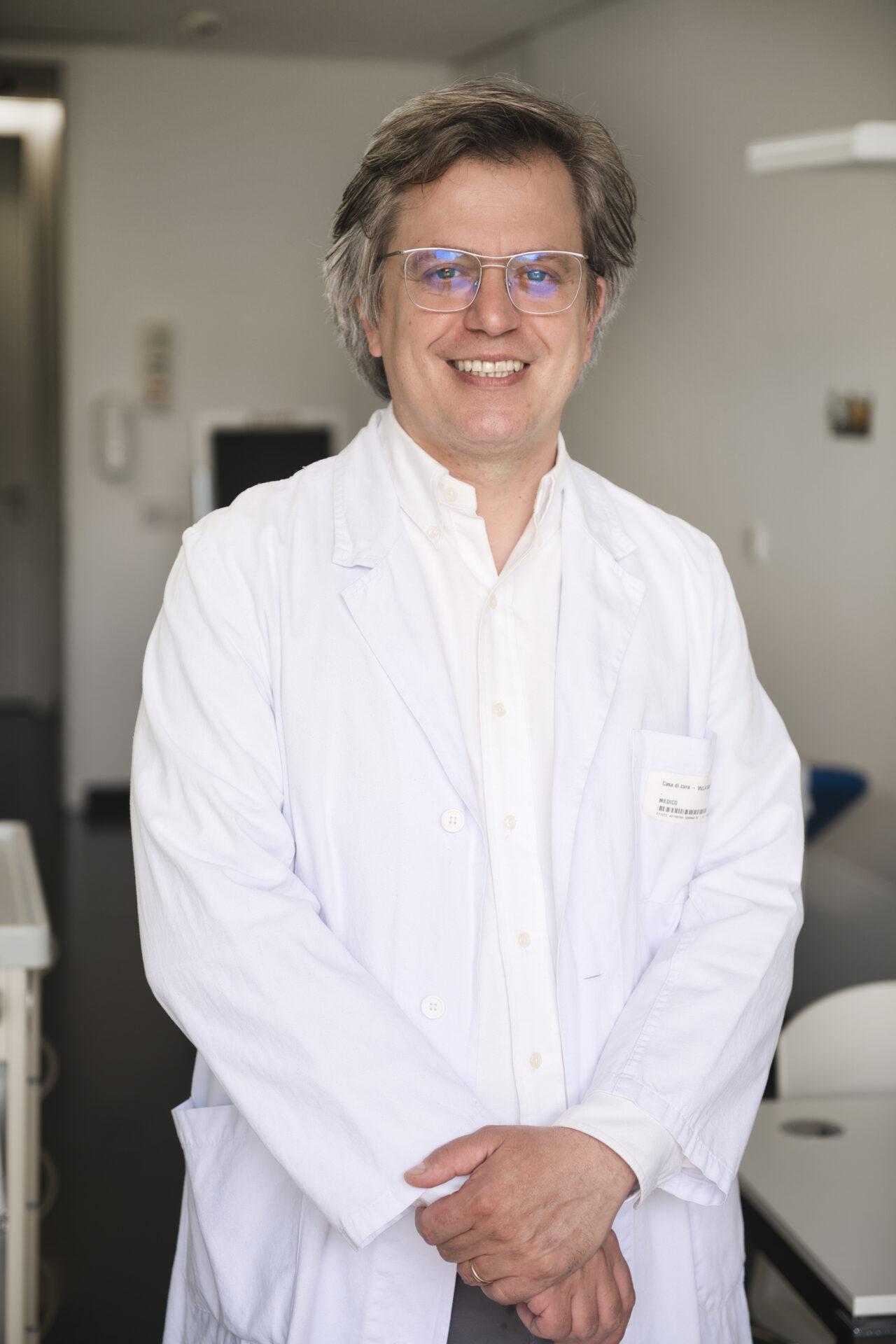Dottor Sacchi specialista in medicina rigenerativa