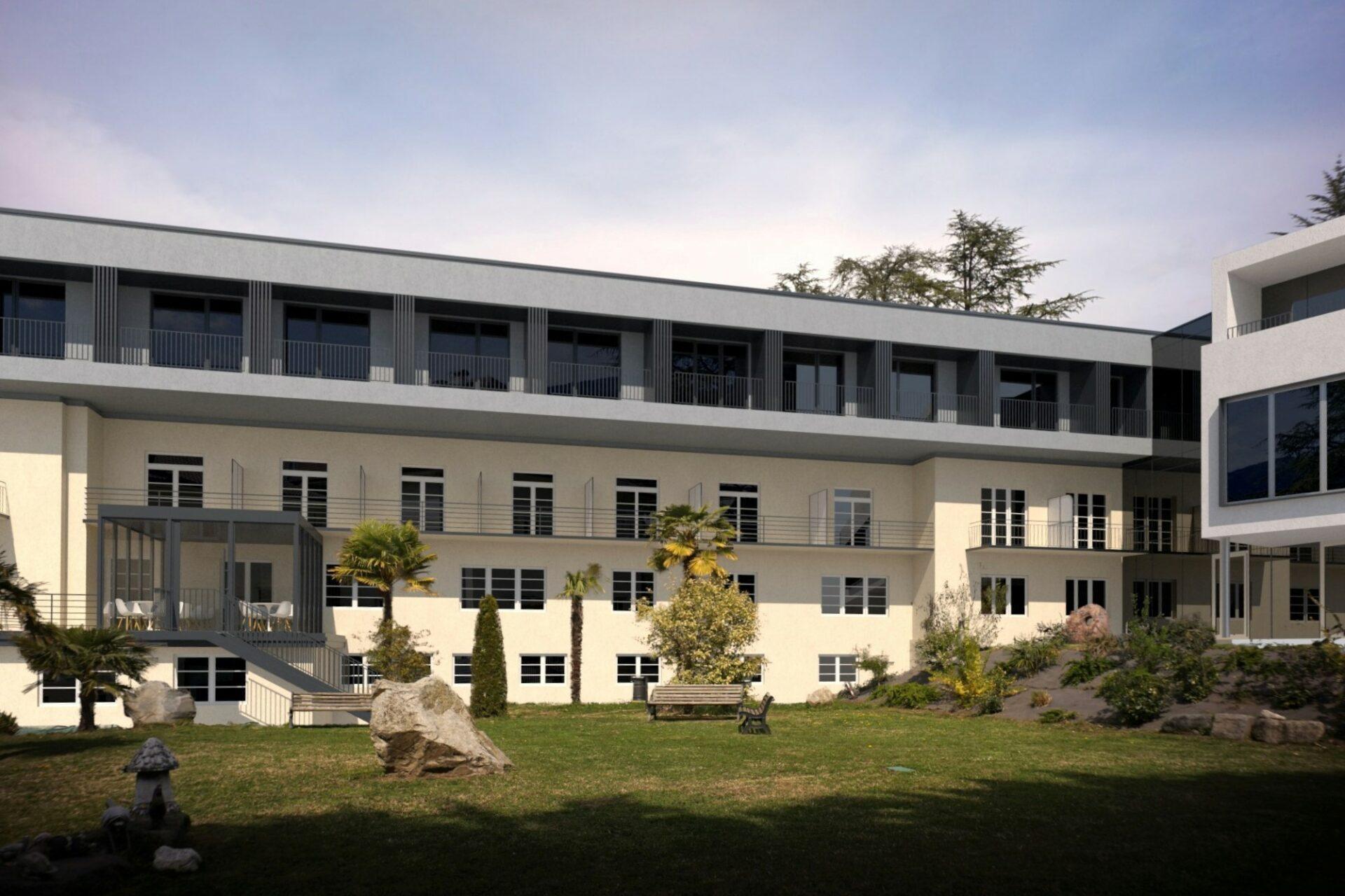 Un nuovo reparto per la Casa di Cura Sant'Anna
